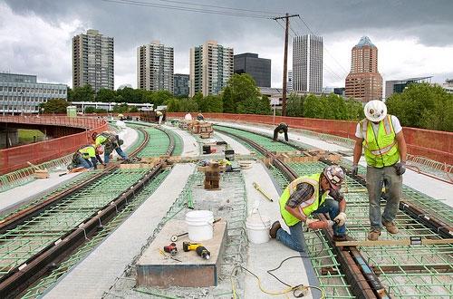 Transit Construction